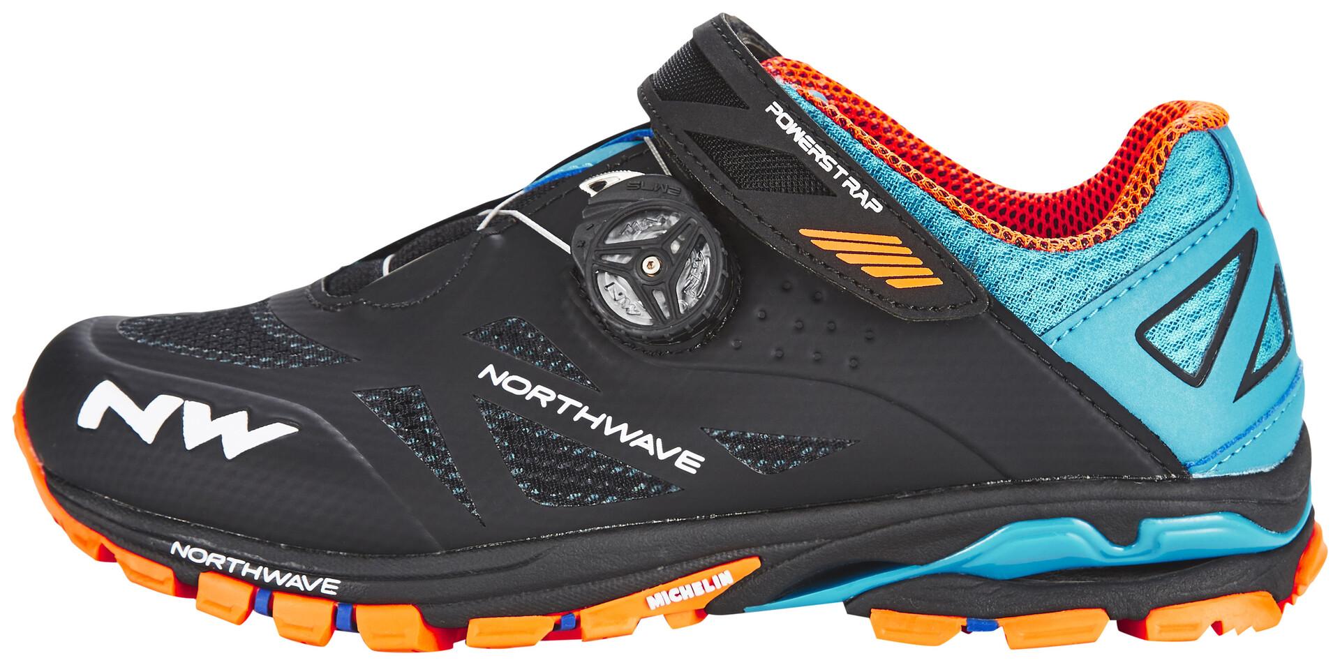 HommeBlackgreenorange Plus Chaussures Spider Northwave 2 QBWdroCxe